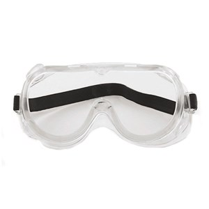 Safety Goggles Clear Elasticated Strap [Each] **SPECIAL NON-RETURNABLE**